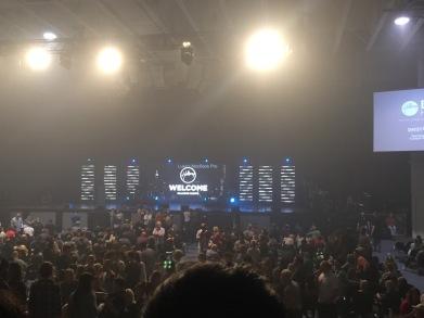Hillsong Concert