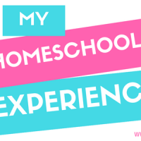 My Homeschool Experience
