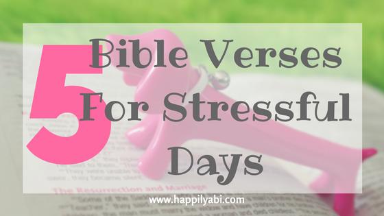 stressful-verses