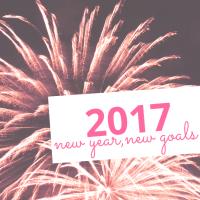 Hello 2017! + New Year Goals